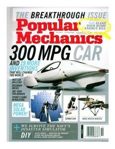 Popular Mechanics Article