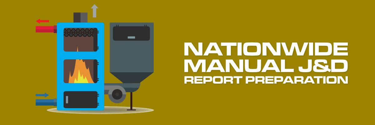 Manual J D Reports